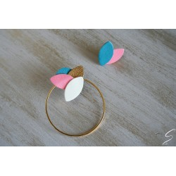 CERCLE D'OR (boucles...